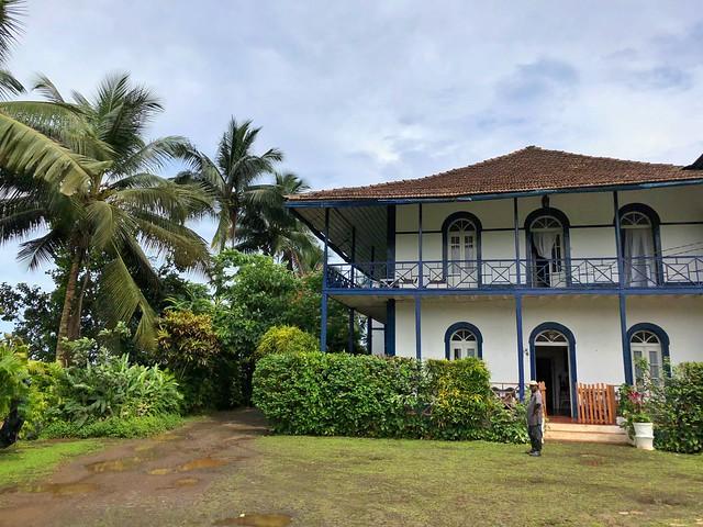 Roça de Sao Joao (isla de Santo Tomé en Santo Tomé y Príncipe)