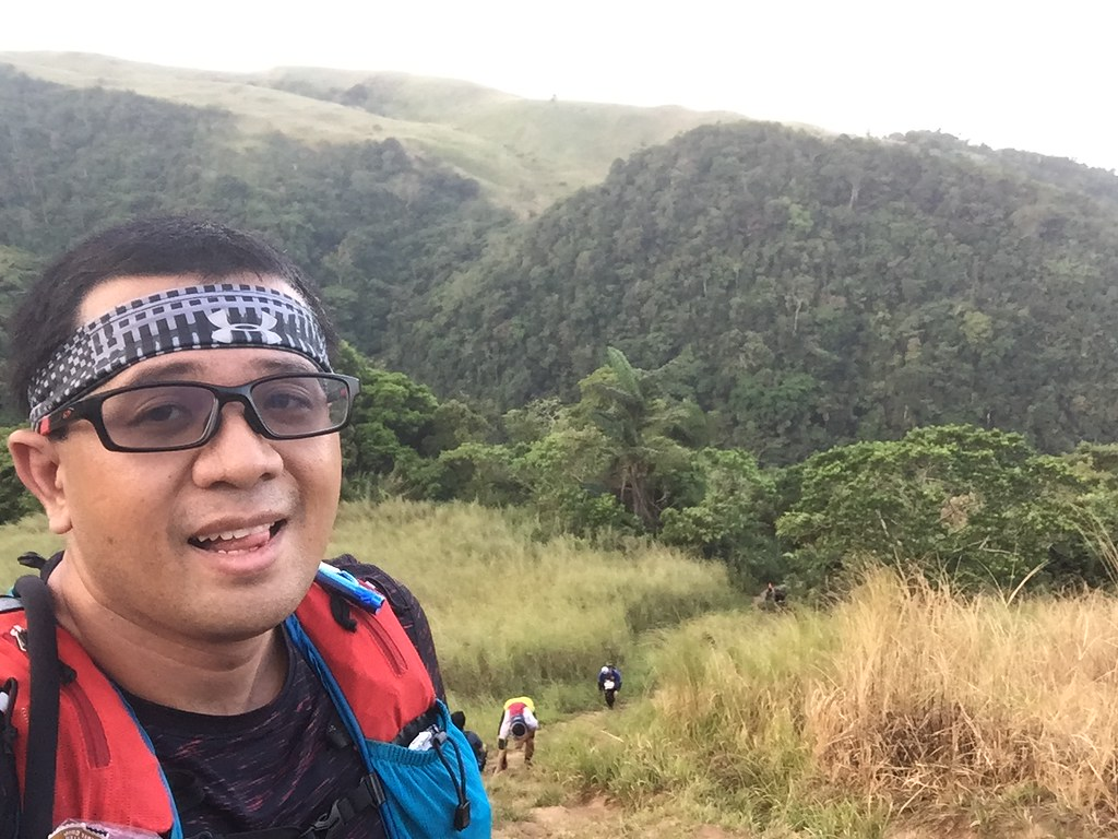 Selfie before Peak 1
