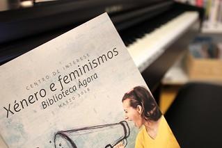xenero e feminismo nas bibliotecas