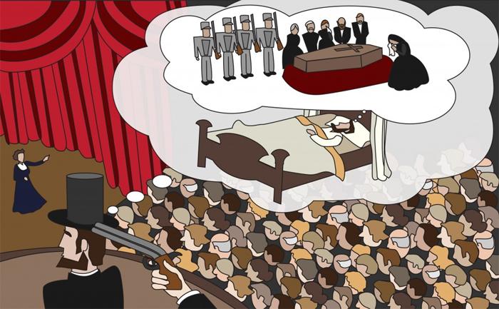 Déjà rêve de Lincoln