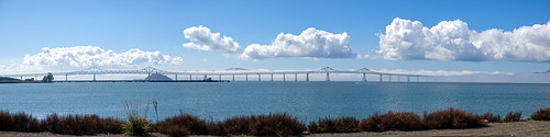 Richmond-San Rafael Bridge Pano | by lennycarl08