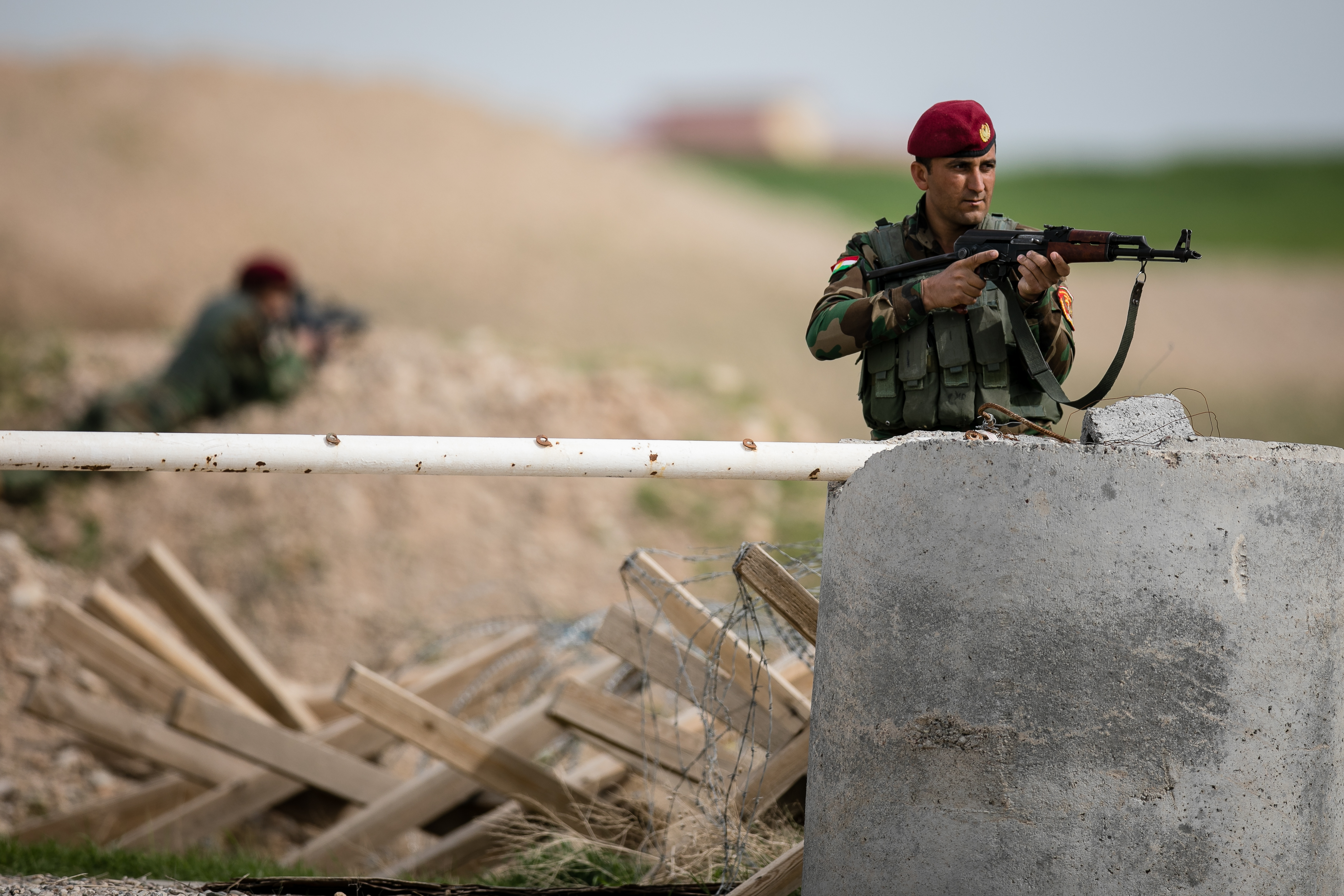 Anti-Isis Syria-Iraq Foreign Kurdish Fighter PESHMERGA پێشمەرگە νeΙ©®⚙