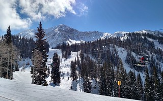 Snowbird scenery | by TheKarenD
