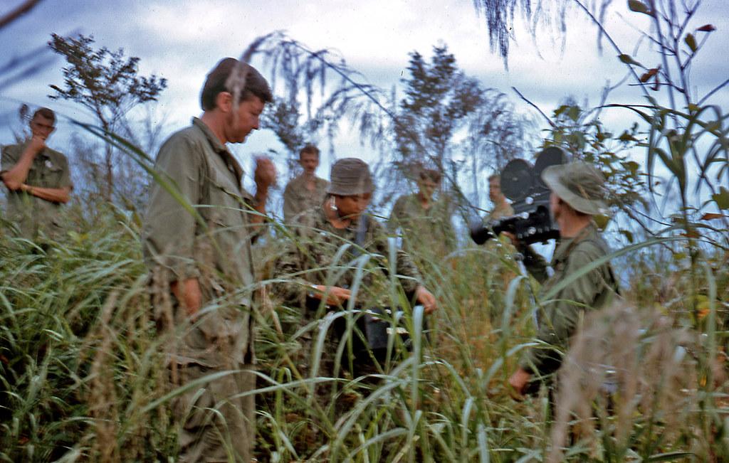 ... Vietnam Tour 1971-72 - Photo by Jim Comer - by manhhai
