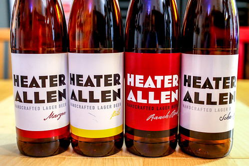 Heater Allen Beers | by fourbrewers