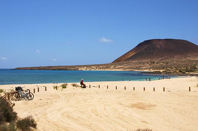 La Graciosa, Lanzarote, Fuerteventura