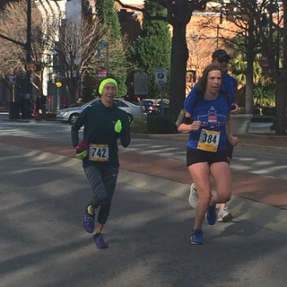 Run Hard Columbia Half Marathon | by evamadera