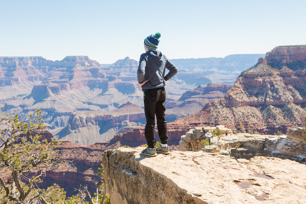 Visiting the Grand Canyon with Kids