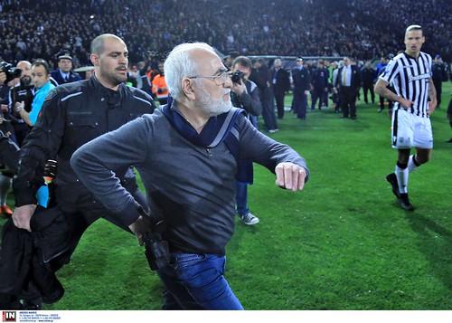 """AionSur 39869050325_3da51aafed_d Manolo Jiménez: """"El presidente del PAOK dijo al árbitro que su carrera había acabado"""" Deportes Fútbol"""
