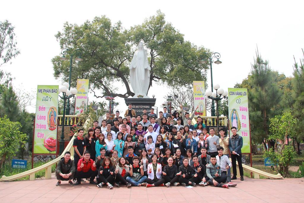 SVCG Phát Diệm Tĩnh Tâm Mùa Chay 2018