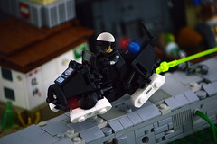 Police Speeder by Guy Smiley :-)