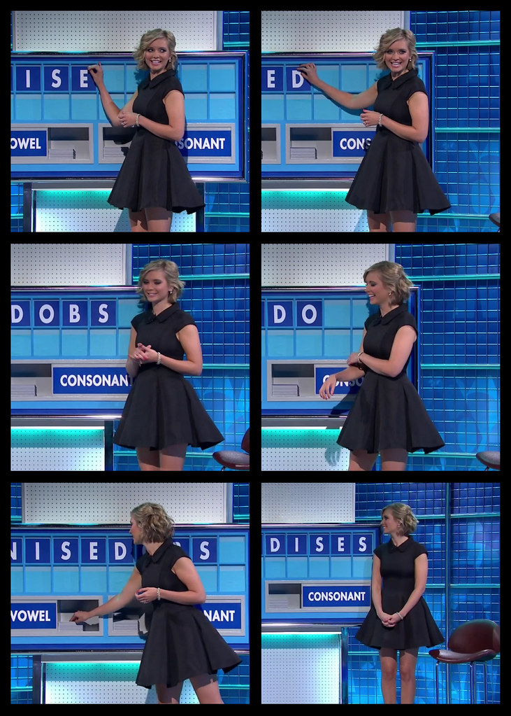 Rachel Riley Little Black Dress Woman Shrinker Flickr