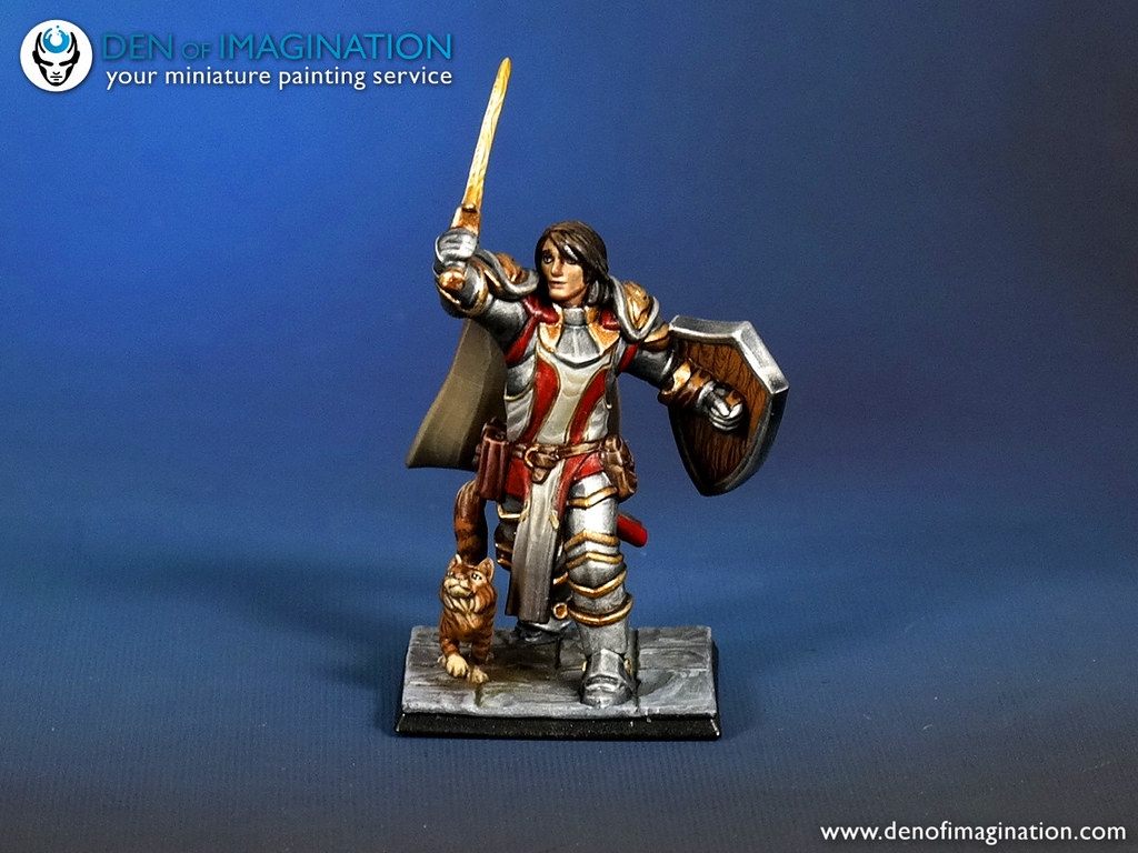 Image result for heroforge paladin