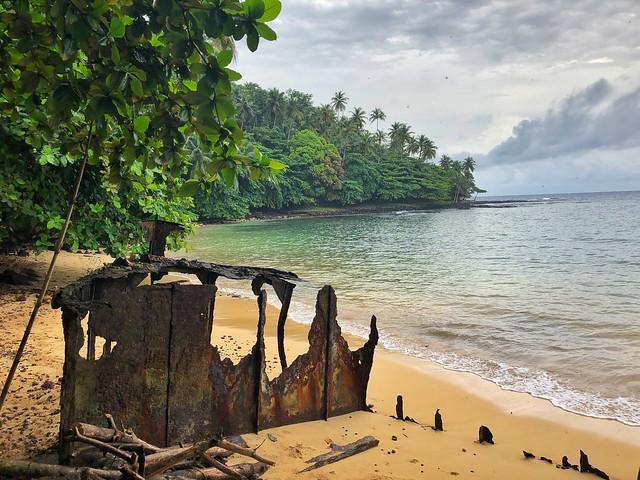 Isla de Rolas (Santo Tomé y Príncipe)