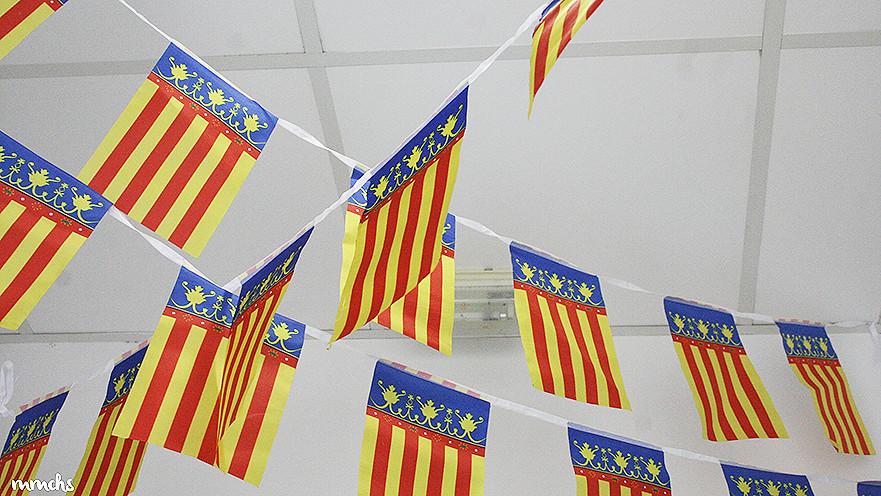 bandera Valenciana la Senyera