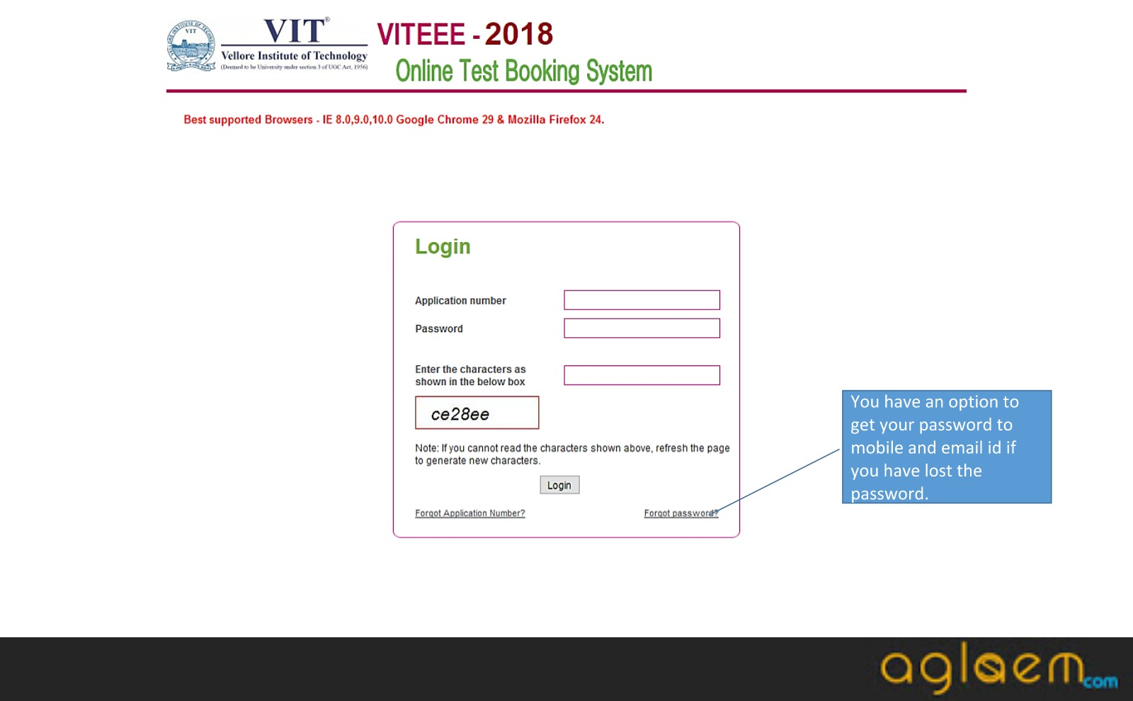 VITEEE 2018 Slot Booking Started - Book Your VIT University Slot Now!