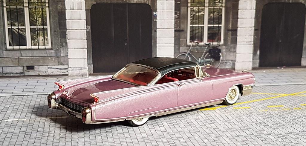 1960 Cadillac Eldorado Seville Western Models Enhanced Flickr