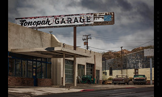 Tonopah Garage | by Whitney Lake