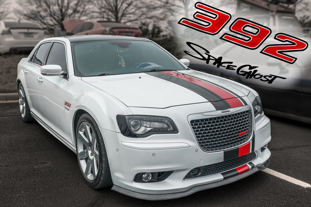 chrysler 300 srt 6 4l 392 hemi v8 cars coffee of the u flickr. Black Bedroom Furniture Sets. Home Design Ideas