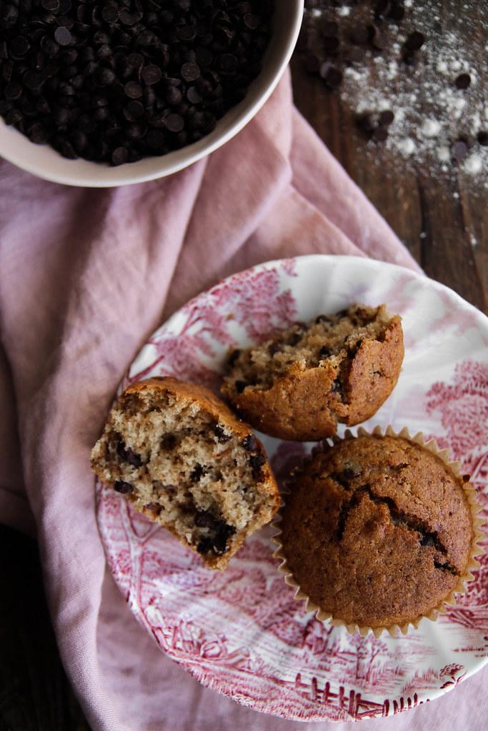 Muffins vegan et sans gluten - recette de base