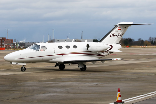 GlobeAir - Cessna 510 Citation Mustang | by Jesse Vervoort