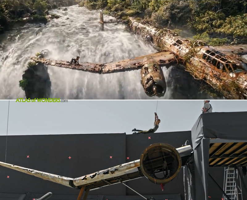 Tomb Raider shooting locations