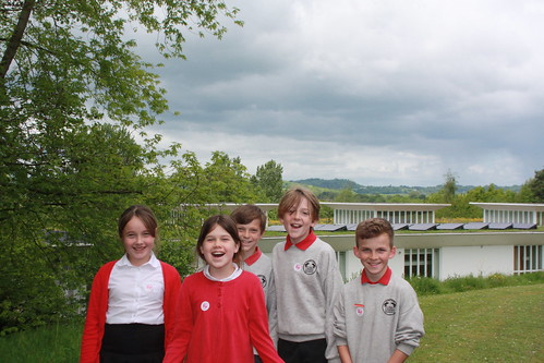 Liss primary school's solar panels | by 1010 Climate Action