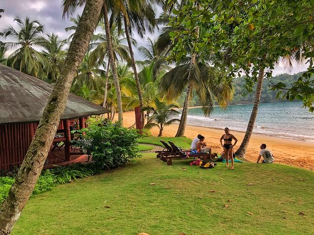 Resort Ilheu Bom Bom (Príncipe)