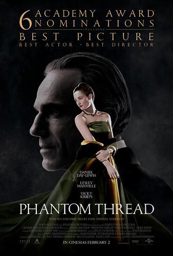 Phantom Thread (2018)