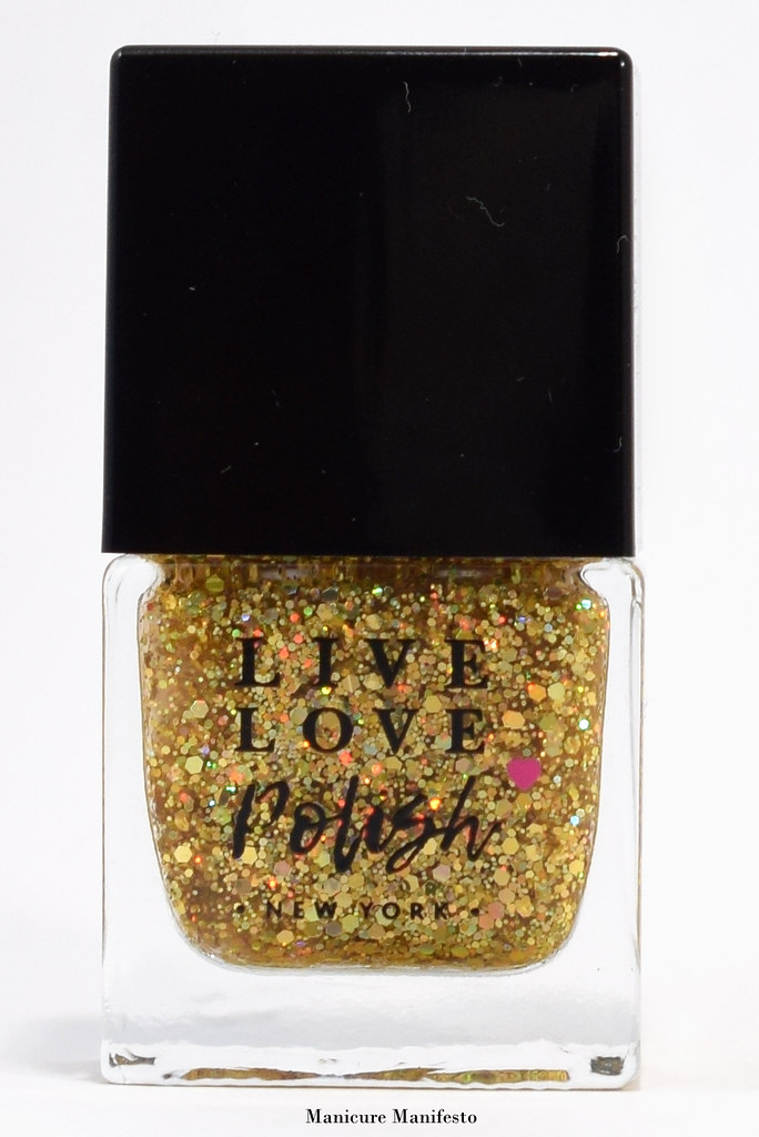 Live Love Polish Last Call Confetti Review
