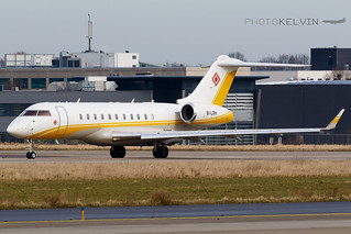 Bombardier BD-700-1A11 Global 5000 -  Private - B-LRH | by Kelvin Jahae