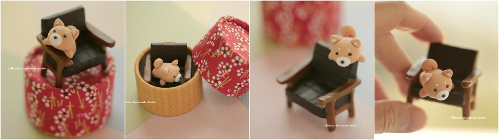 ... Handmade Japanese Art Doll,handmade Doll,Japanese Decor,Hand Wrapped  Chiyogami Paper Box