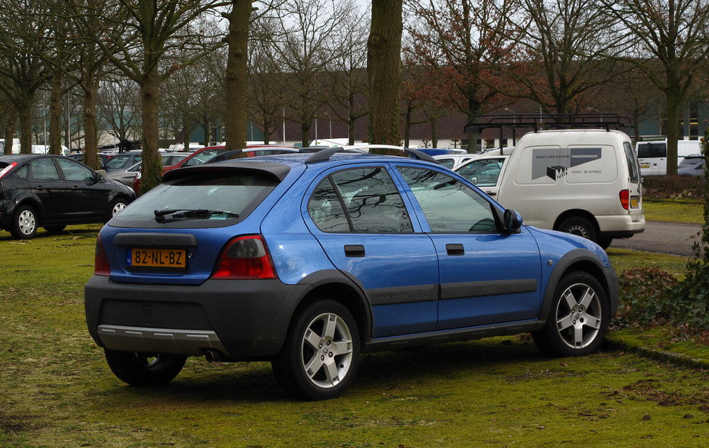 2003 Rover Streetwise 14 Place Autotron Rosmalen Flickr