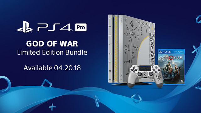 God Of War Limited Edition Ps4 Pro Unveiled Evil Avatar