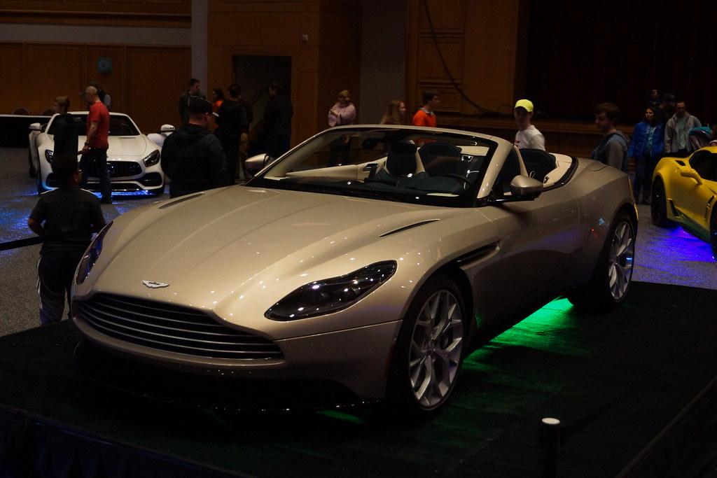 Aston Martin Twin Cities Auto Show Minneapolis Conven Flickr - Minneapolis car show
