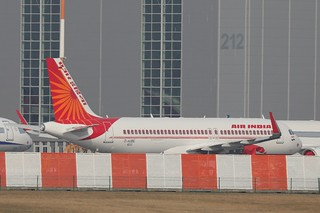 A320 neo Air India | by michelfetzer