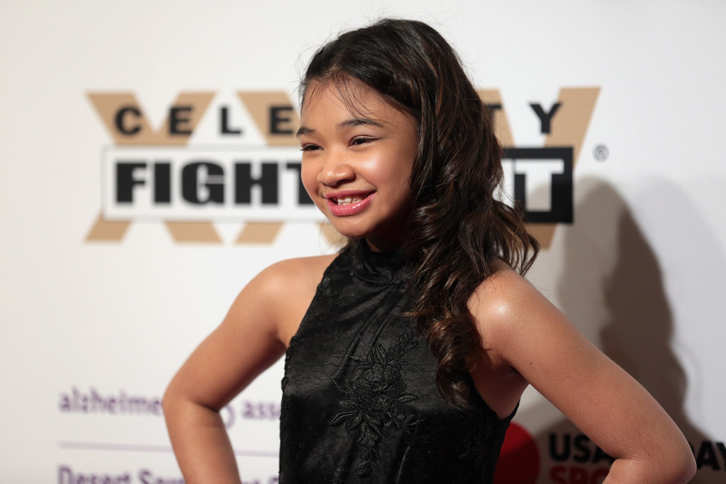 Angelica Hale Angelica Hale On The Red Carpet At