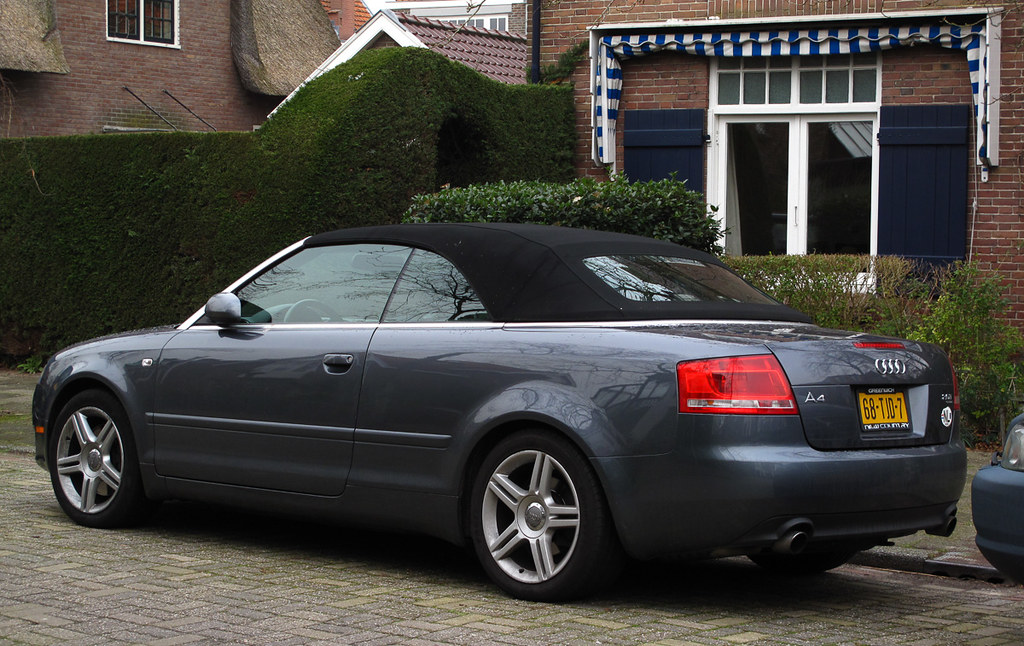 2008 Audi A4 Cabriolet 20 Tfsi B7 Place Oegstgeest Us Flickr