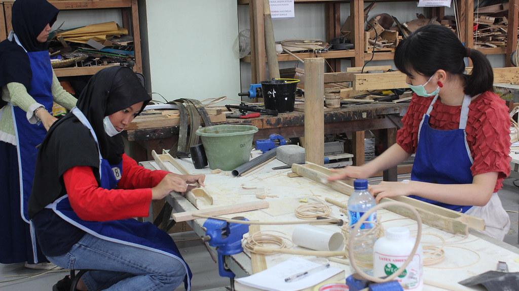 Kolaborasi ITB dan MAU, Kembangkan Potensi Bambu dan Rotan di Indonesia