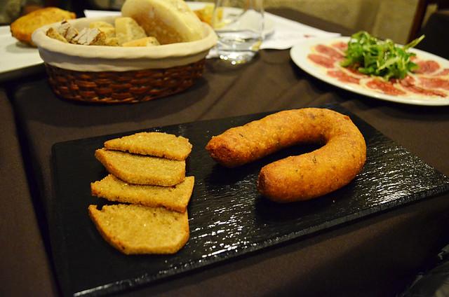 Alheira sausage, Minho, Portugal