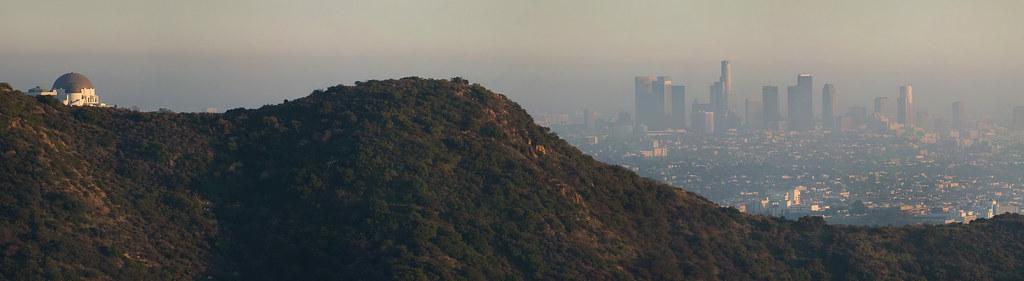 美國洛杉磯空氣污染。作者:Diliff;圖片來源:維基百科(CC-by-SA 3.0)
