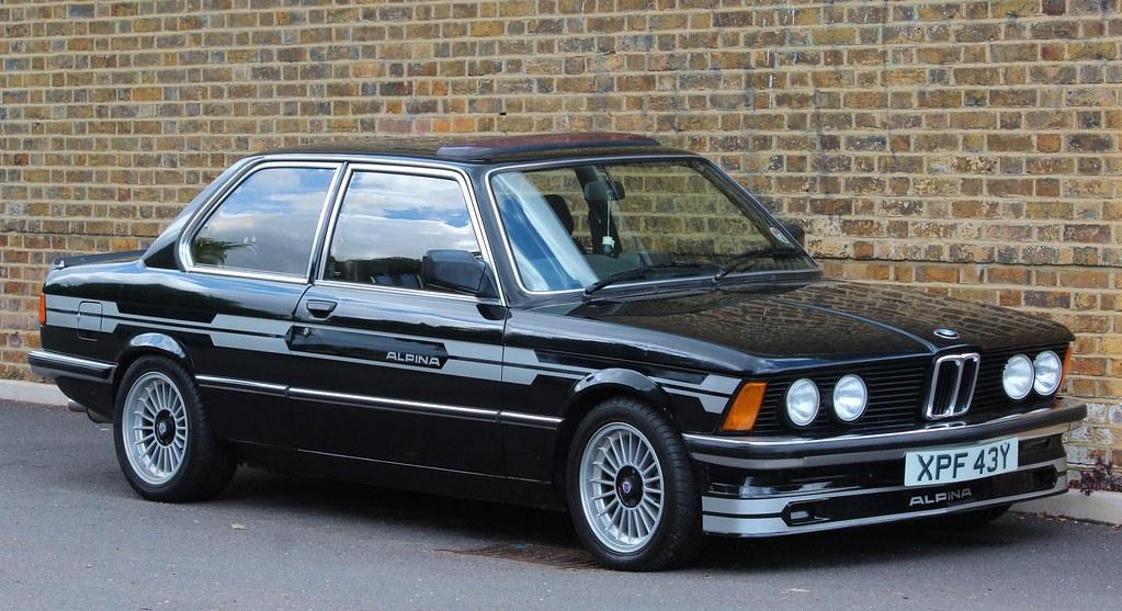 XPF 43Y | 1982 BMW 323i. | Nivek.Old.Gold | Flickr