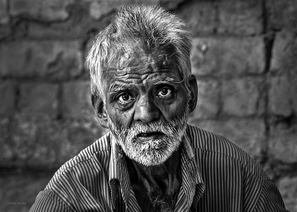 ... And Street Portrait   Every Man Has His Secret Sorrows Which The World  Knows Not; And