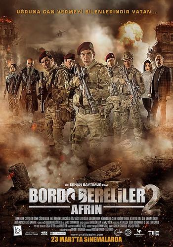 Bordo Bereliler 2: Afrin (2018)