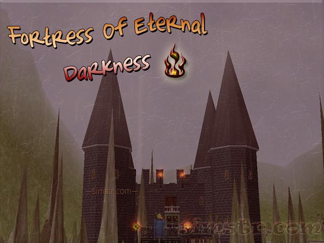 The Sims 2 Apartment Life Apartman Hayatı Witchiness Cadılık Kötü Cadıların Mekanı Fortress of Eternal Darkness