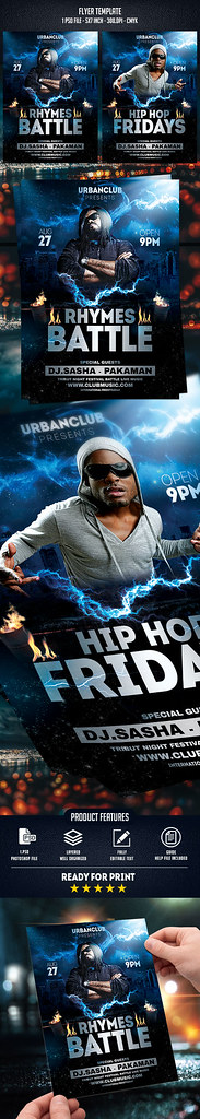 rap flyer template you can download the psd file here rap flickr