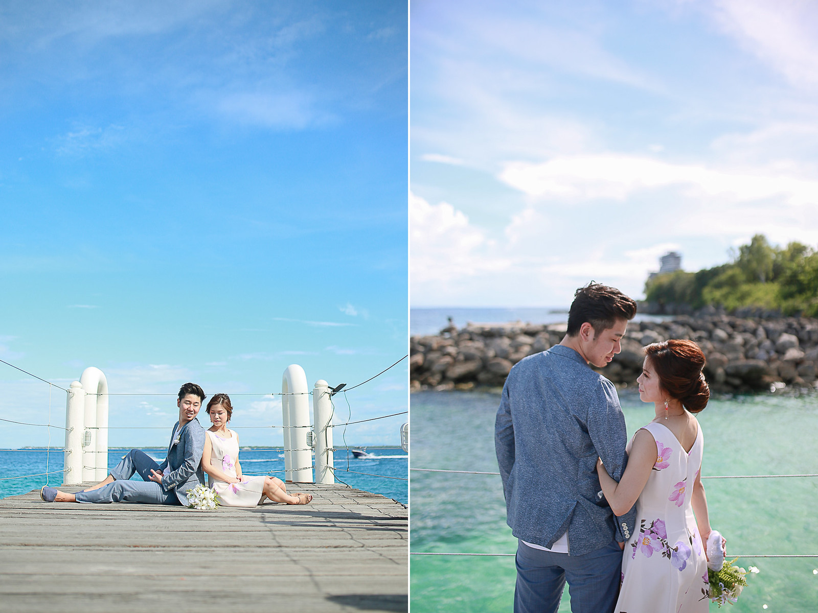 Cebu Engagement Photo, Shangrila Mactan