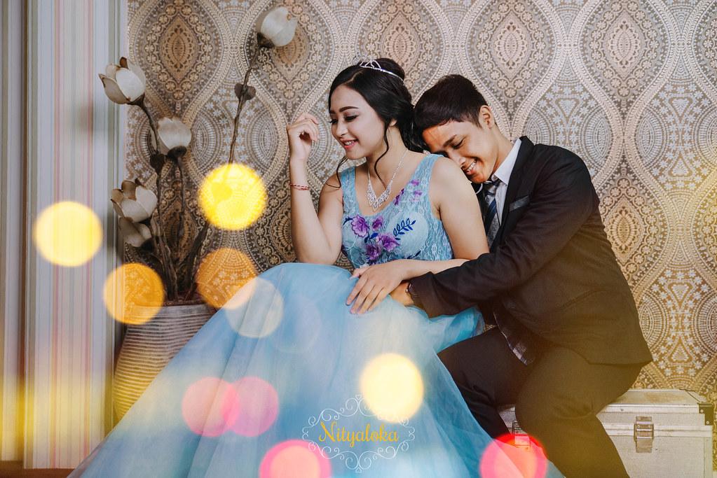 Foto prewedding bali jakarta paket rias gaun bridal lengkap