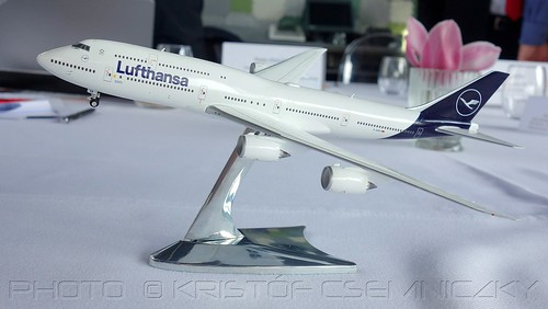 Press Conference >> Lufthansa Boeing 747-8 Intercontinental   New Livery   Her…   Flickr