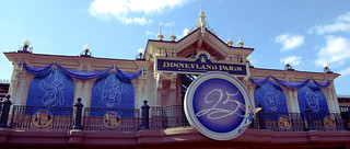 Disneyland Paris 25ans | by t0mweb